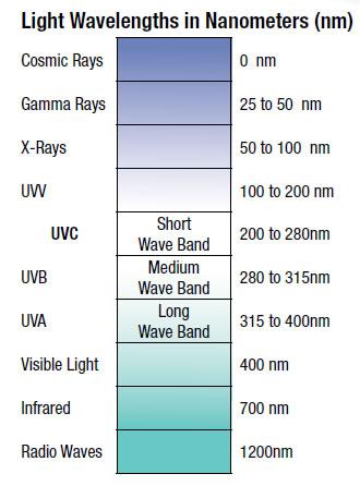 lightwaves UV Light Air Purification System